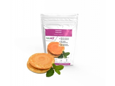 KetoMix Proteinová palačinka 320 g (10 porcí)