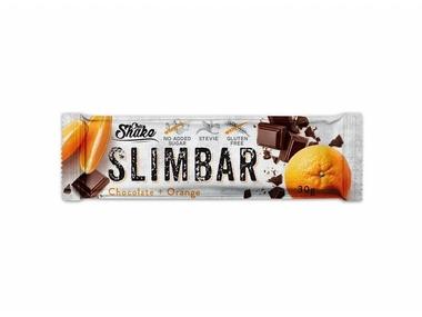 Chia Shake Dietní tyčinka Čokoláda+Pomeranč 30g