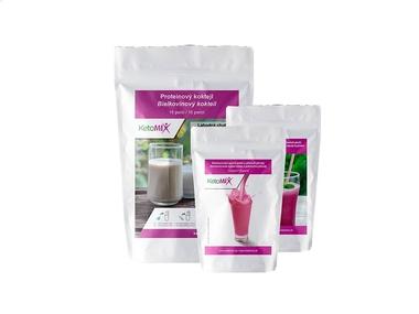 Proteinový koktejl KetoMix 450 g (15 porcí)