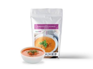 KetoMix Proteinová polévka 300 g (10 porcí) - gulášová