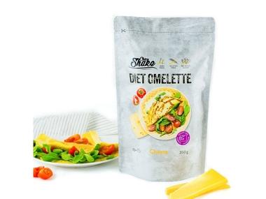 Chia Shake Dietní omeleta sýrová 350g