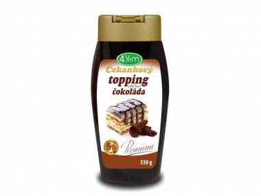 4Slim Čekankový topping - příchuť čokoláda