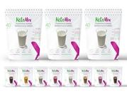 Proteinový koktejl KetoMix – 105 porcí + 15 porcí ZDARMA 3 600g