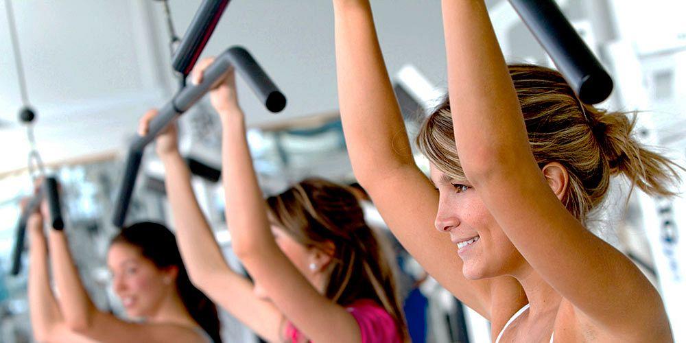 Cvičení pro ženy - Shutterstock
