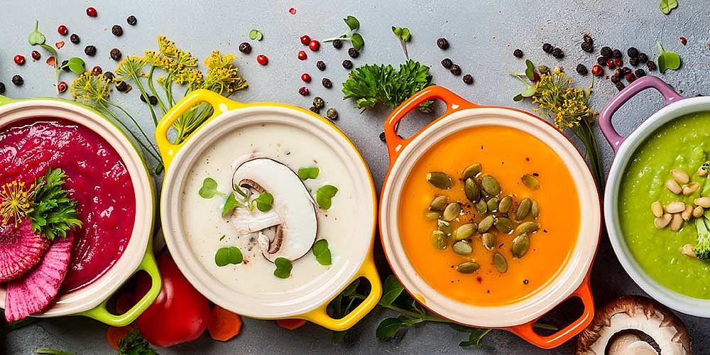 Proteinové polévky - Shutterstock