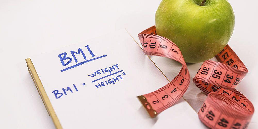 Jaké je Vaše BMI