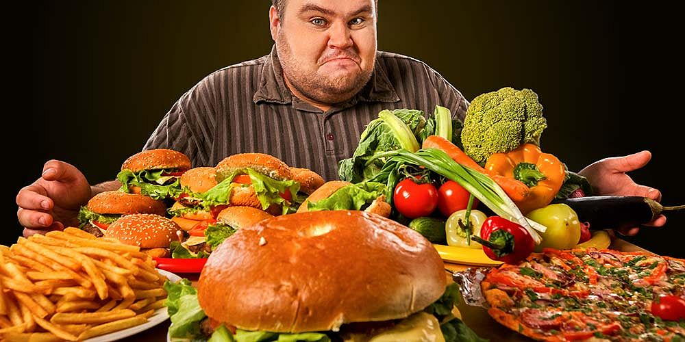Obezita a dieta