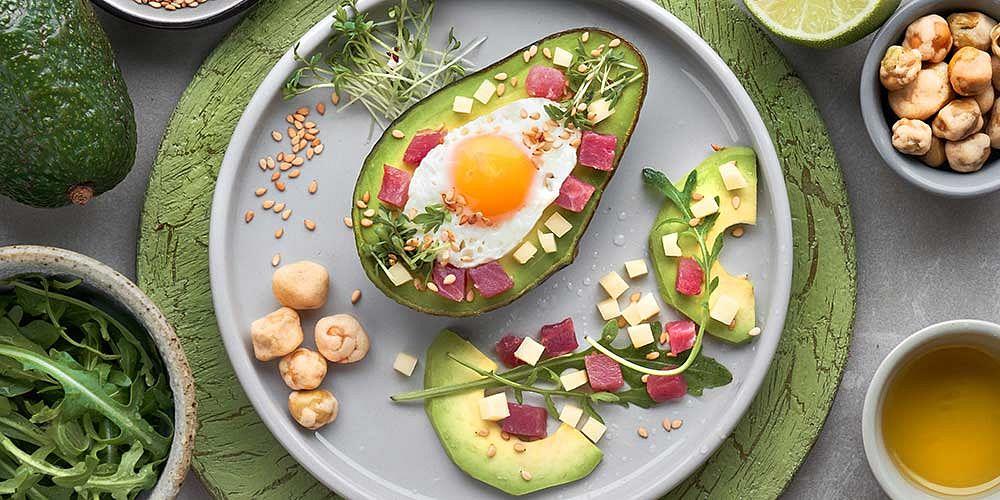 Ketonová dieta a avokádo - Shutterstock