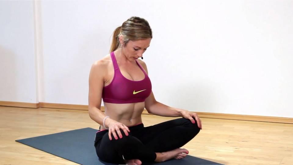 Jak cvičit jógu u vody