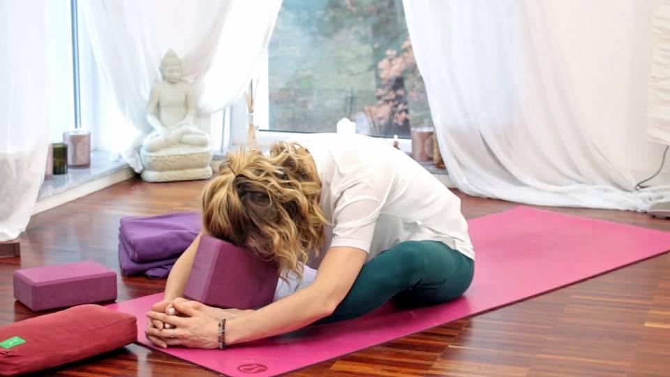 Jin jóga na kyčelní klouby