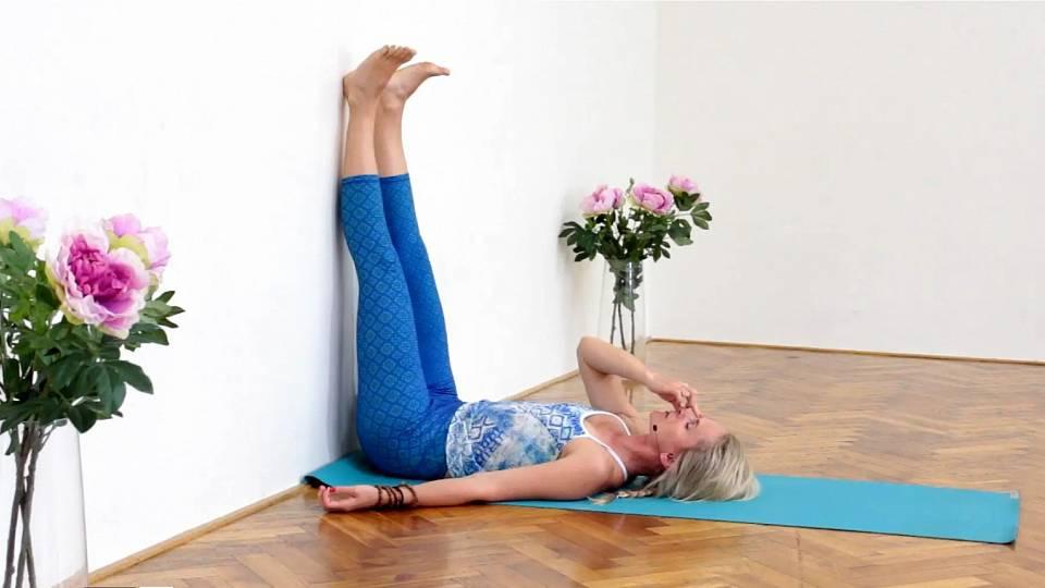 Jin jóga pro klidný spánek