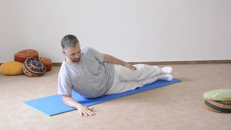 Jóga na zlepšení kondice pohybového aparátu a na prevenci bolestí zad