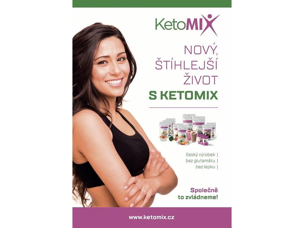 Manuál KetoMix