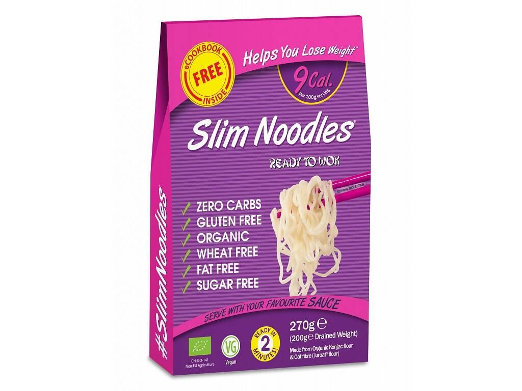 Slim Noodles - Bio konjakové nudle 270g