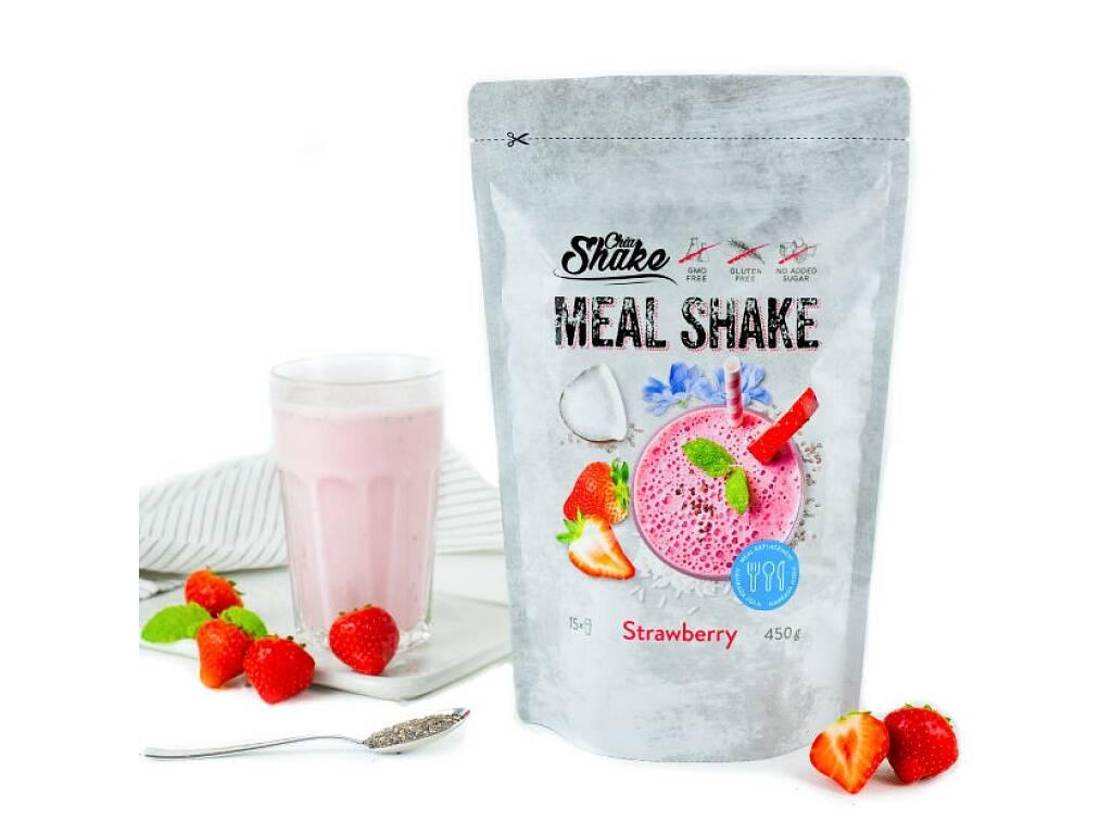 Chia Meal Shake jahoda 1200g