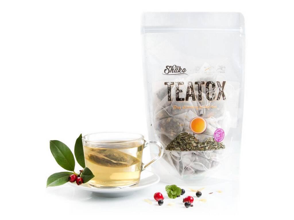 TEATOX - Denní čaj na hubnutí 30 ks