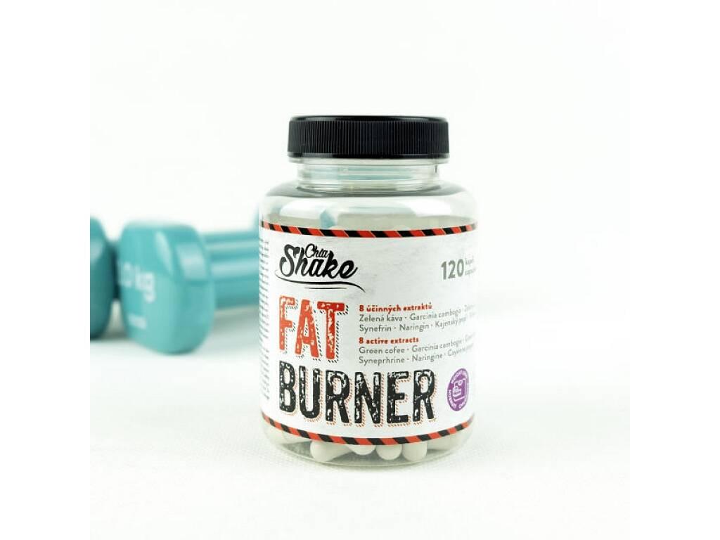 Chia Shake Spaľovač Fat Burner 120 kapsúl