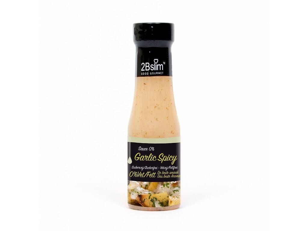 Nah Foods ltd Dresink pikantní česnek - bez tuku
