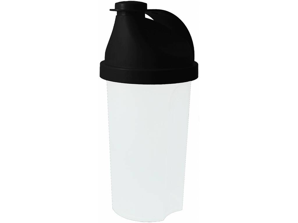 Shaker DailyMix 500 ml - čierny