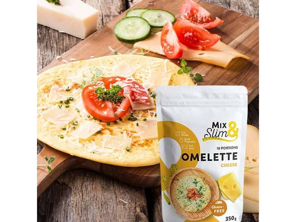 Mix Slim Dietní omeleta sýrová - 10 porcí