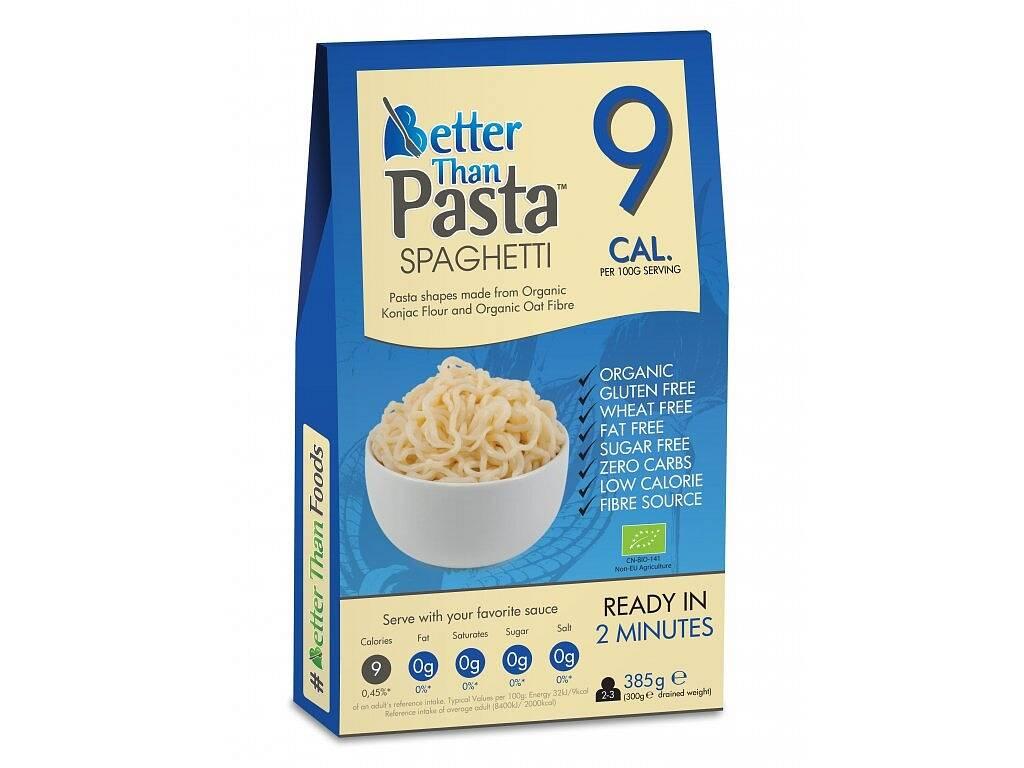 Better Than Foods Konjacové bezsacharidové špagety 385 g