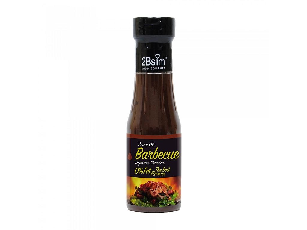 2BSlim Dresing barbecue - bez tuku 250 ml
