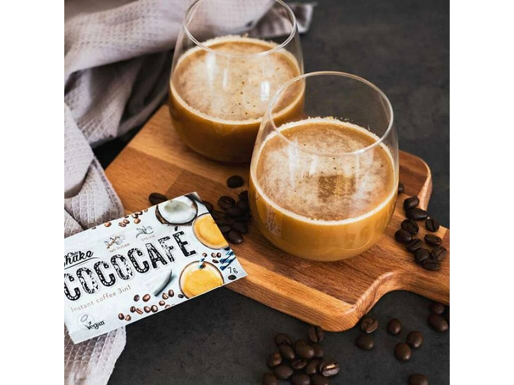 Chia Shake CocoCafé 3v1 30 ks