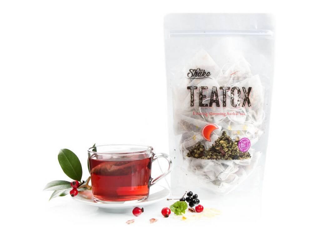 TEATOX – Večerný čaj na chudnutie 30 ks
