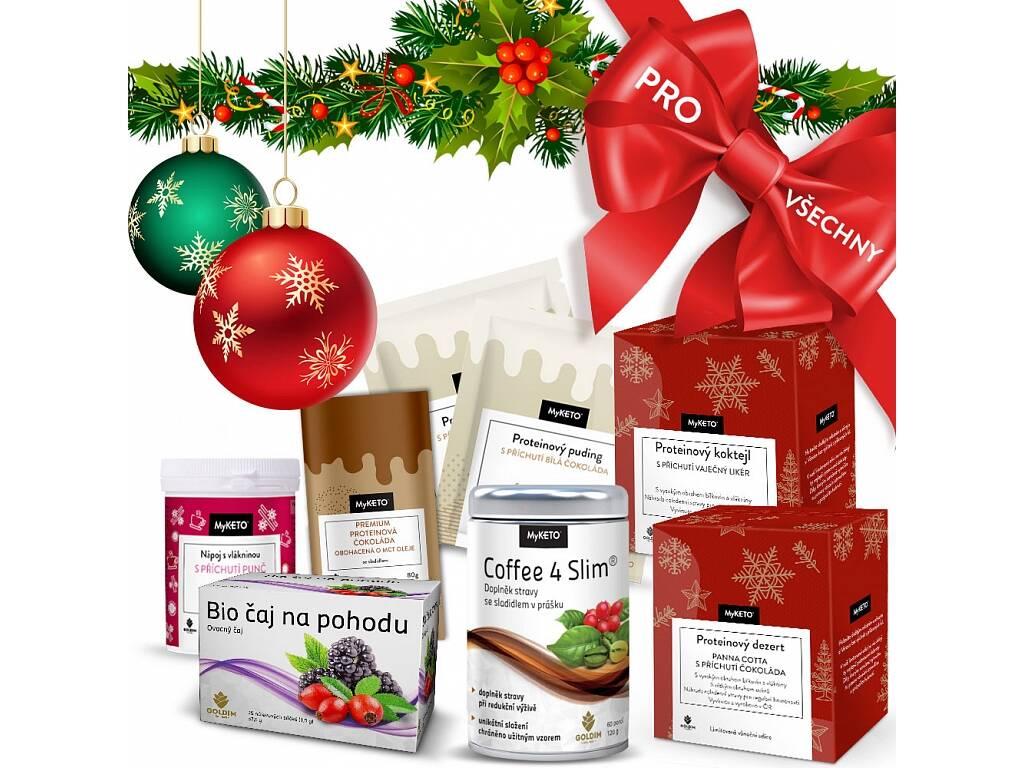 MyKETO Vánoční dárkový balíček pro všechny