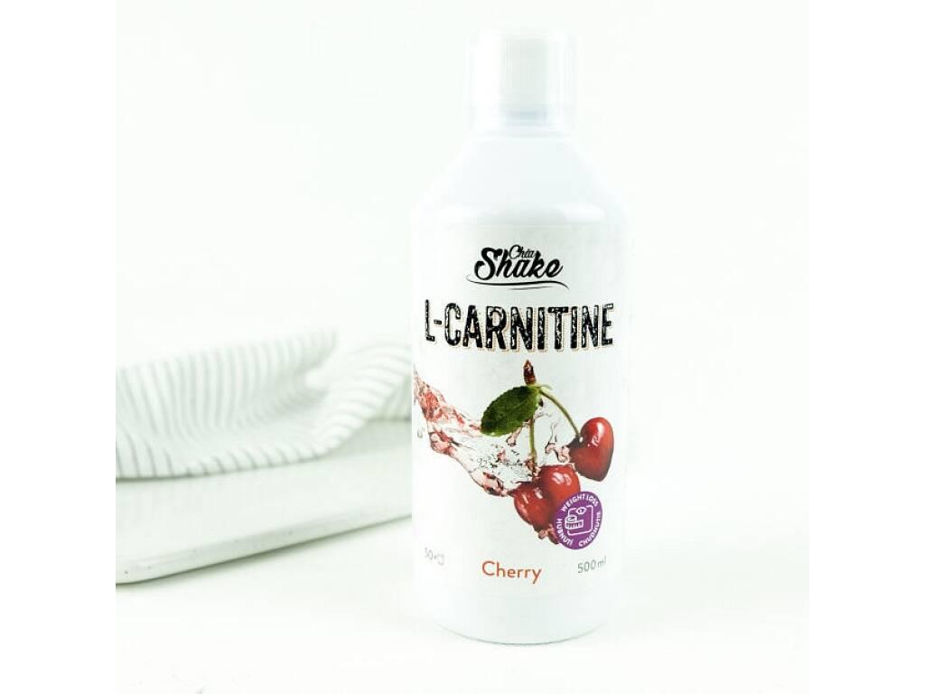 Chia Shake L-Carnitine višňa 500ml