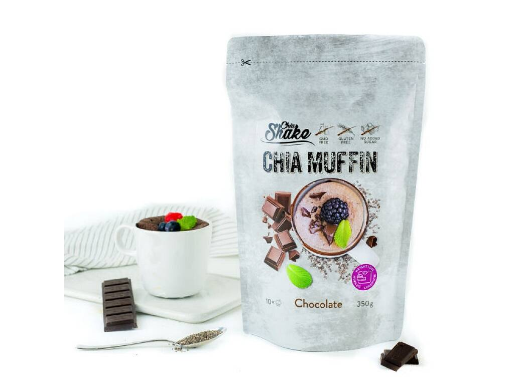 Chia Shake Chia Muffin 350g