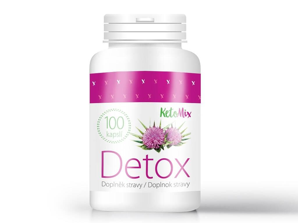 KetoMix Detox (100 kapsúl)