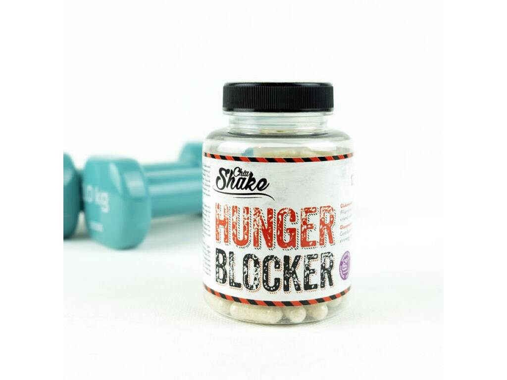 Chia Shake Hunger Blocker Glukomannan 120 kapsúl