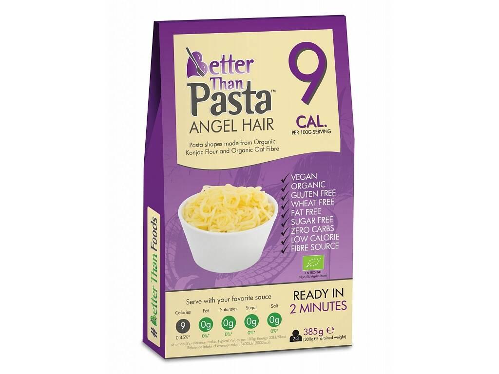 Slim Pasta Angel Hair Bio - Maxi Pack 385g