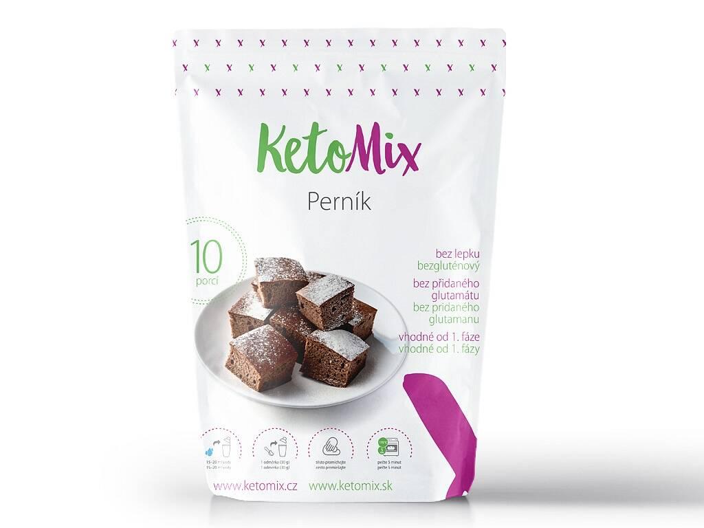 KetoMix Perníčky (10 porcií) 300 g