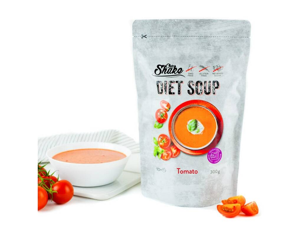 Chia Shake Diétna polievka paradajková 300g